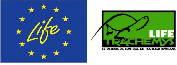 Logo Life y Life Trachemys.
