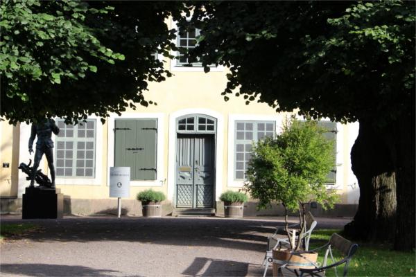Museo de Carl Linnaeus en Upsala, Suecia. Recomendación: id con tiempo y mirad bien los horarios.