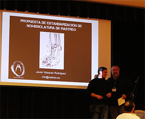 José Carlos hosting the Javier Vázquez's proposal to avoid misunderstanding about tracking nomenclature.