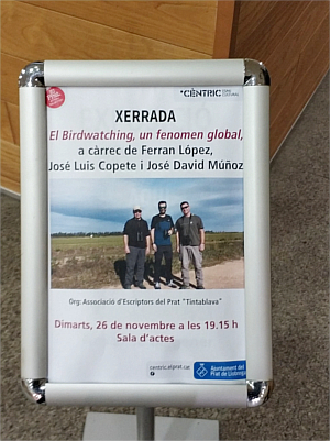 Conferencia Birdwatching